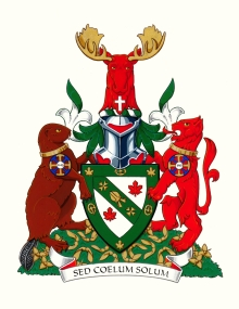Renison University College coat of arms