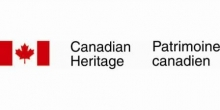 Department of Canadian Heritage Logo