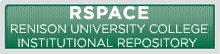 RSPACE - Renison University College Institutional Depository