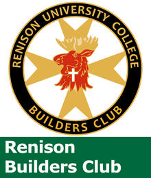 Renison Builders Club with Builders Club badge