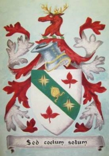 Arms of the Most Reverend Robert John Renison