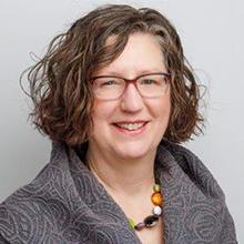 Susan Cadell, headshot.