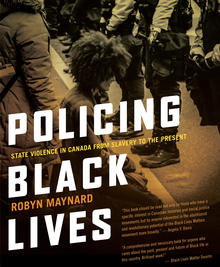 Policing Black Lives book cover