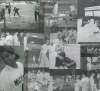 vintage pictures of Renison students participating in fitness activities