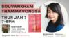 An Evening with Giller Prize winning author, Souvankham Thammavongsa