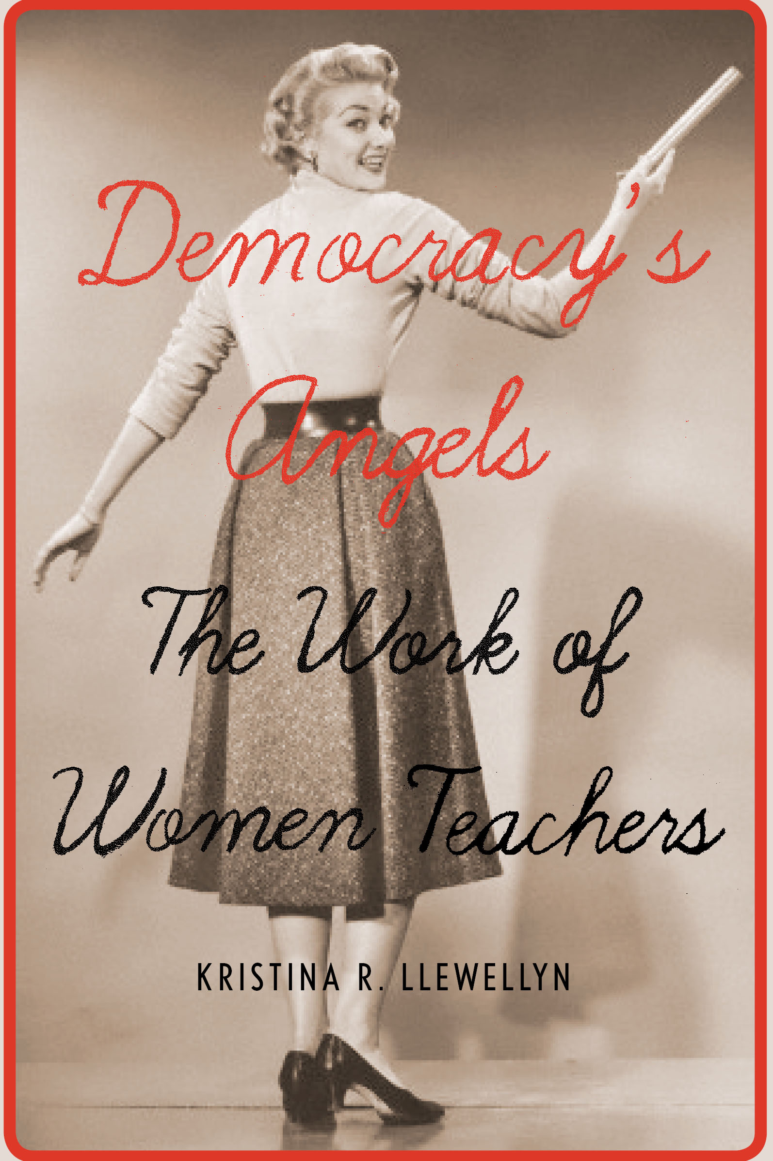 Democracy's Angels book cover image
