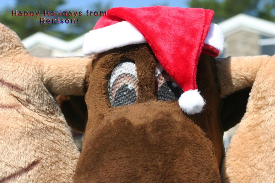 Reni Moose wishes you a happy holiday