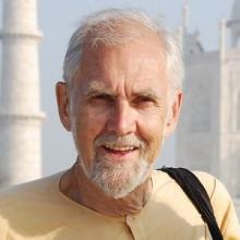 Darrol Bryant in India