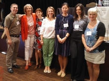 English Language Studies faculty members present at TESL Canada conference
