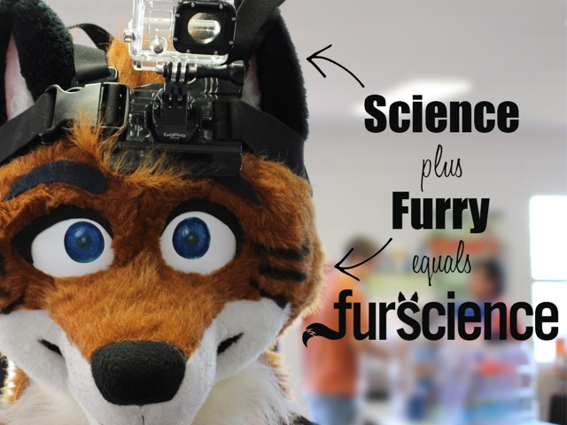 Science plus Furry equals FurScience