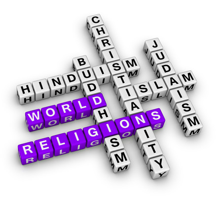 world religion image