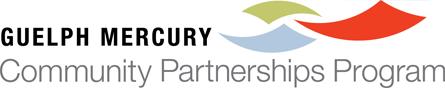 Guelph Mercury Community Partnerships Program