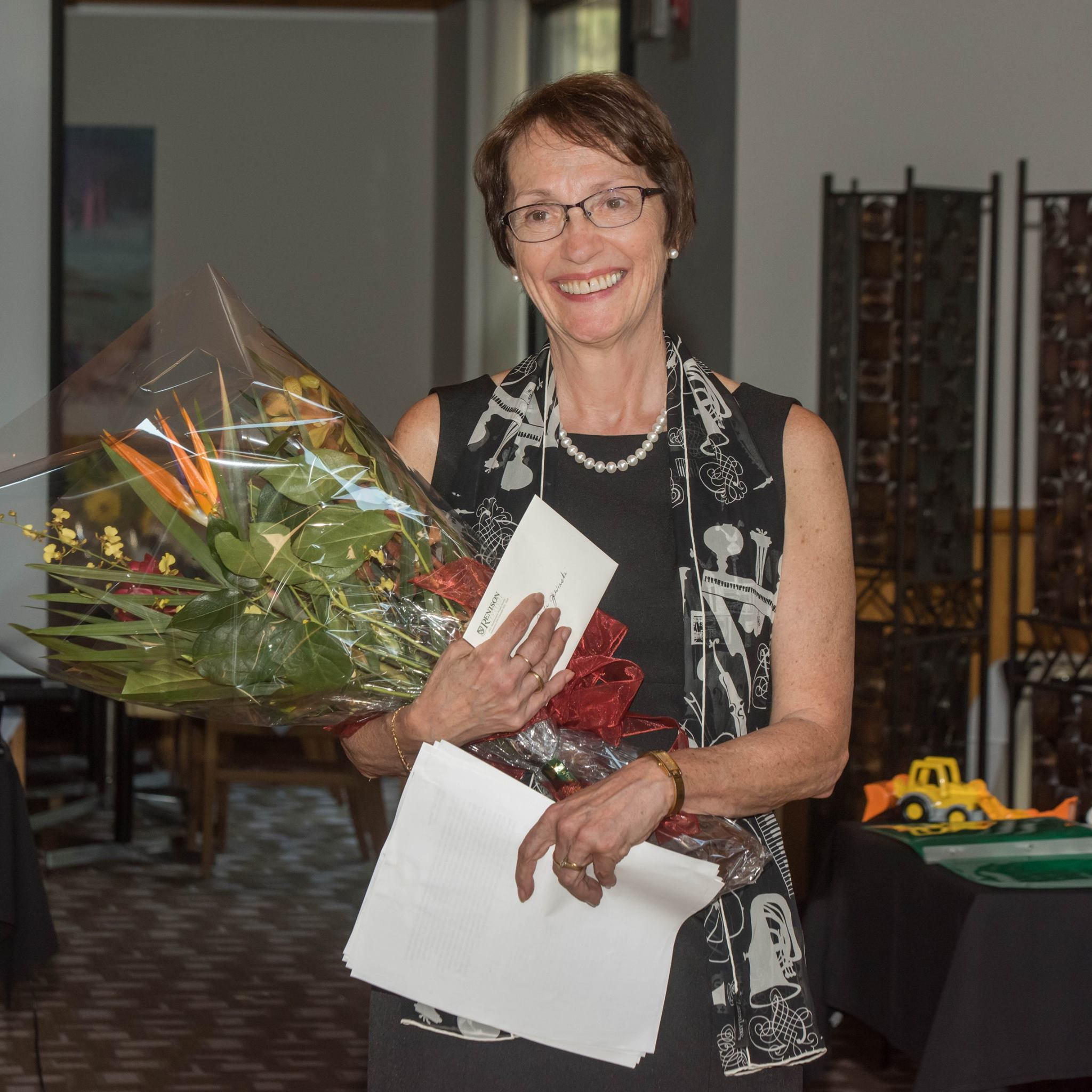 Judi Jewinski retires from Renison