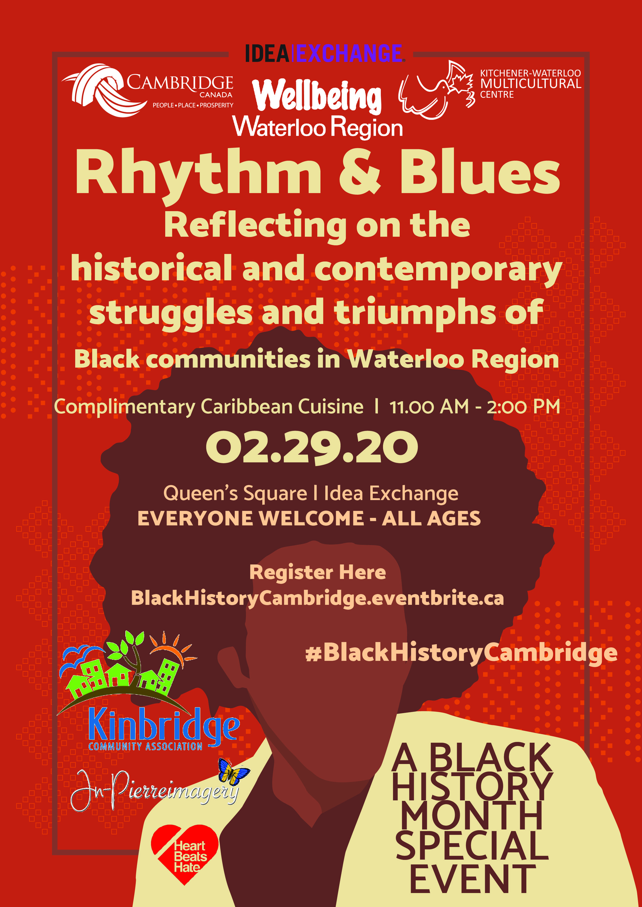 Rhythm and Blues Poster