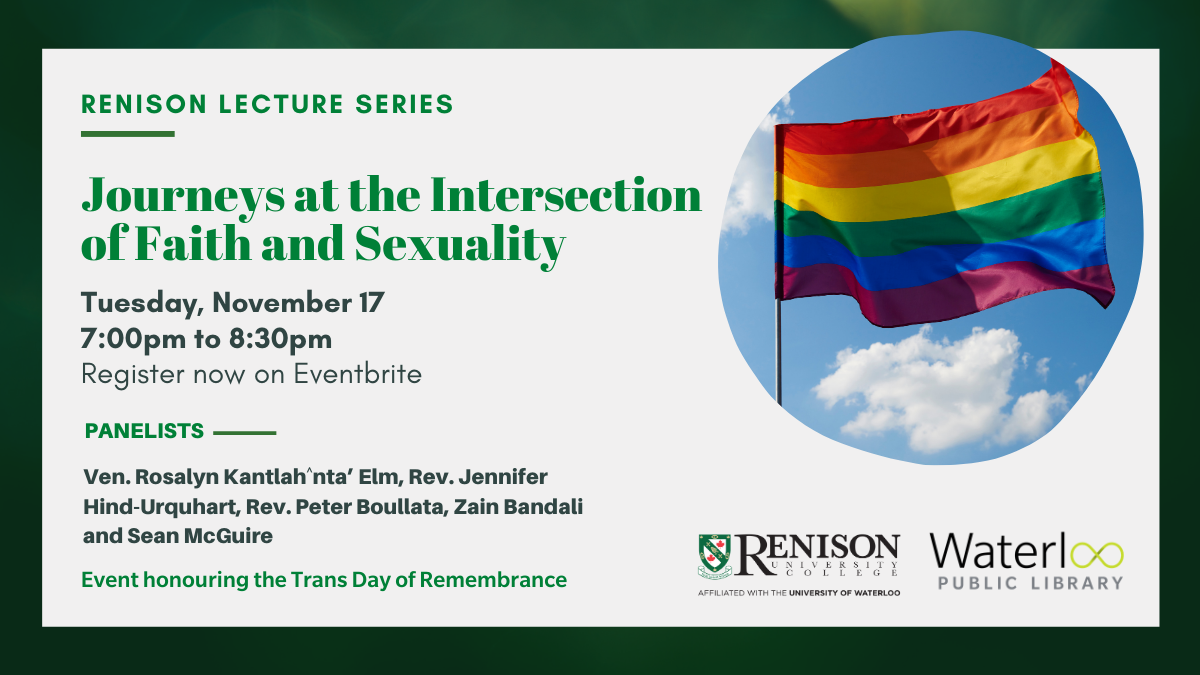 Journeys at the Intersection of Faith and Sexuality