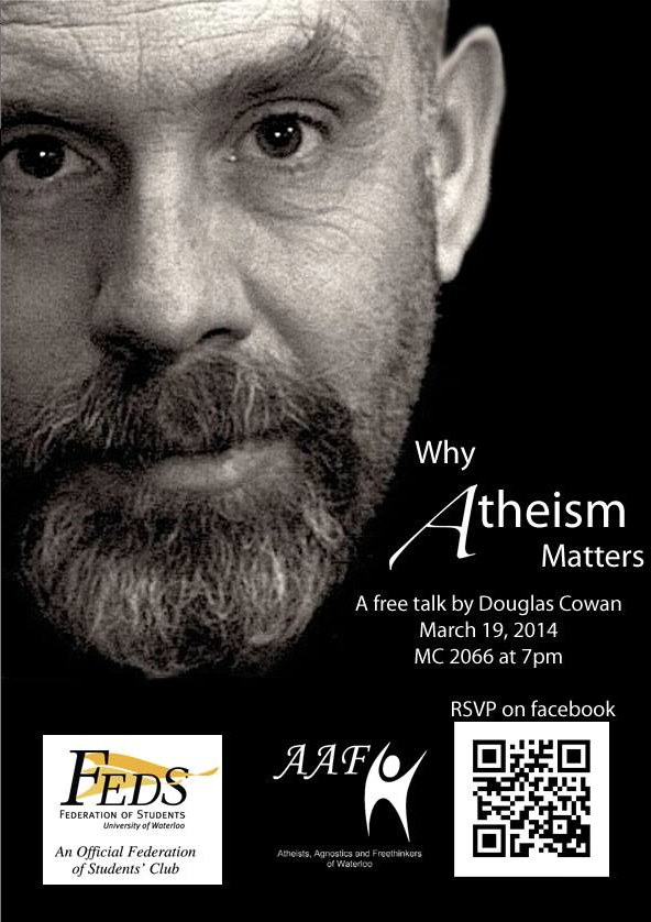 Poster for Why Atheism Matters