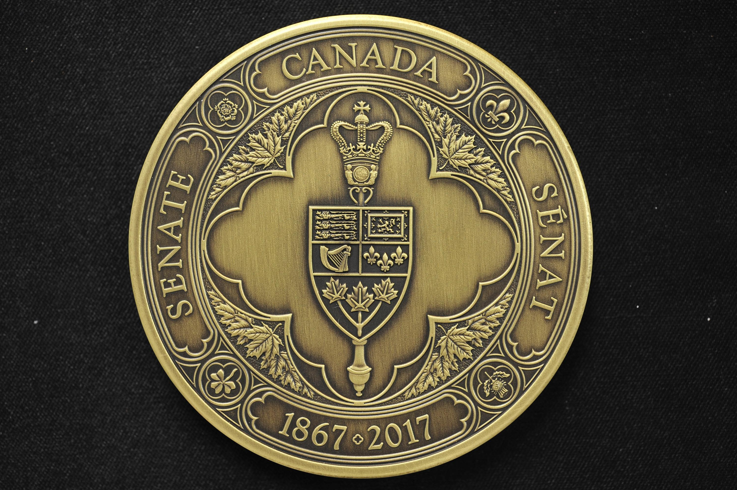 Senate 150th Anniversary Medal