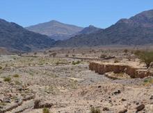 Wadi Faynan.