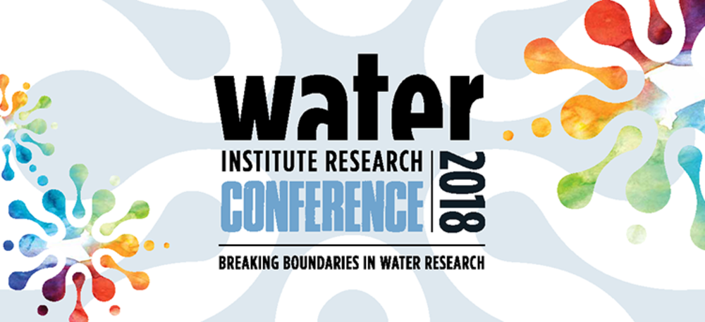 Water Institute research conference