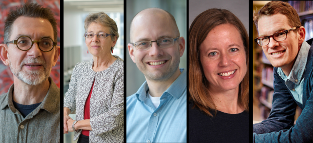 New Royal Society of Canada fellows and members