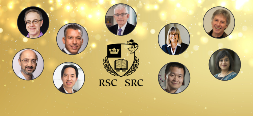 Royal Society of Canada recipients