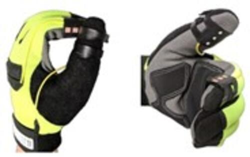 RFID Tip-Tap device a glove