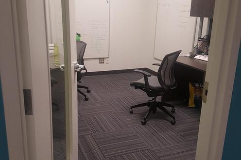 PhD office