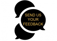 Send us your feedback