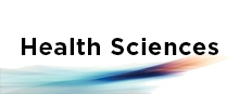 Health Sciences Banner