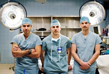 Intellijoint Surgical founders in operating room