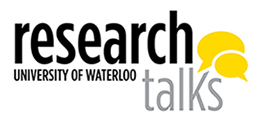 Research Talks logo.