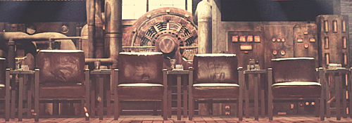 Dragons' Den set