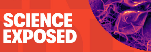 Science exposed logo