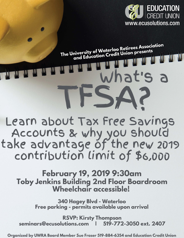 TFSA Invite