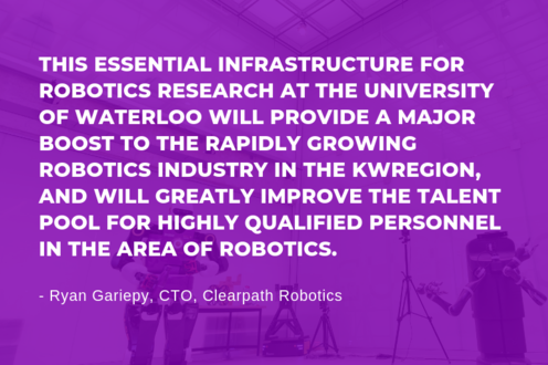Quote about RoboHub from Clearpath Robotics
