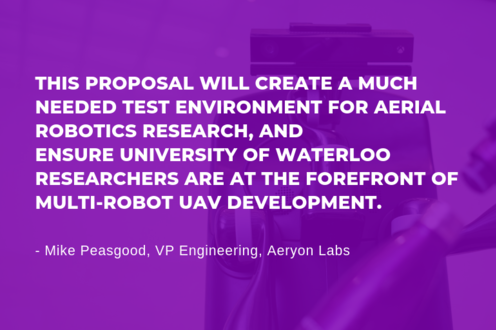 Quote about RoboHub from Aeryon Labs