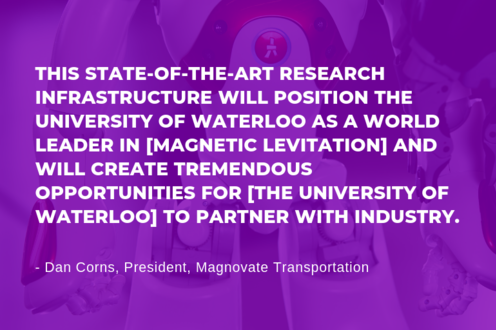 Quote about RoboHub from Magnovate Transportation