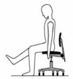 Lef lift stretch