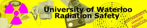 University of Water radiation safety