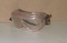 Class 2B - Goggles with indirect ventilation