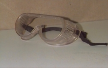 Class 2A - Goggles with direct ventilation