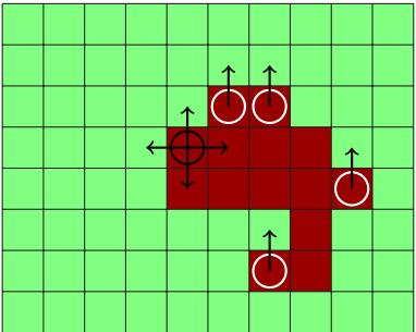 Schematic Representation of Fire Prediction Agent