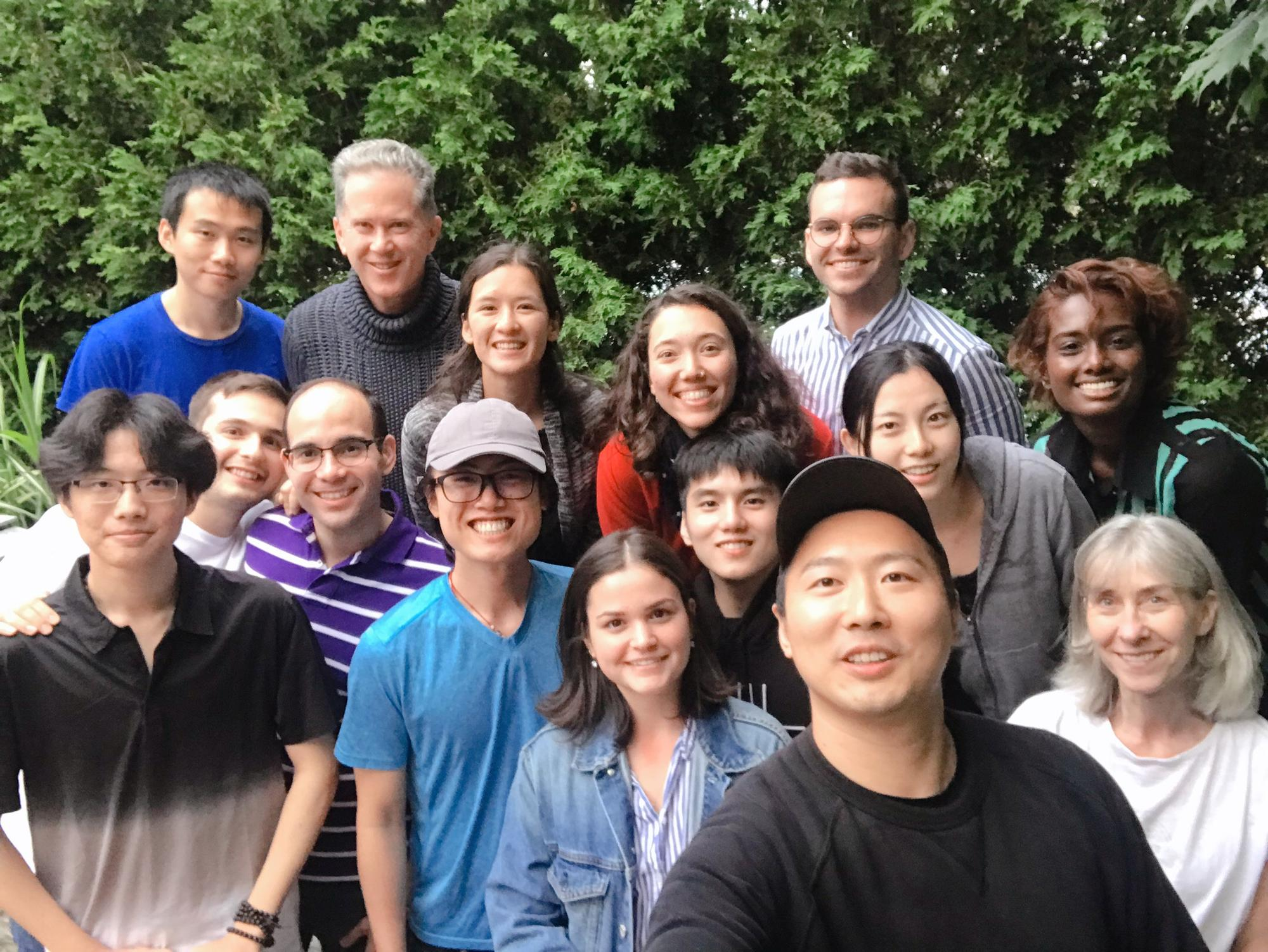 Research TEam BBQ Event - September 2019