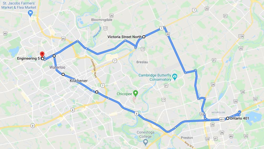 DBL Route