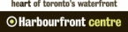 Harbourfront centre logo