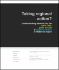 """Taking regional action?"" book cover"