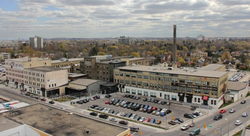 Communitech Kitchener Ontario