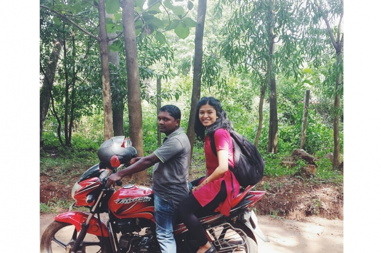 MDPer Niyati Shah interned at Living Farms in Odisha, India in the summer of 2015