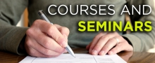 Courses and seminar