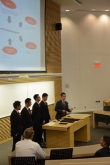 Student Presentations Mimic Real World Decision Making In